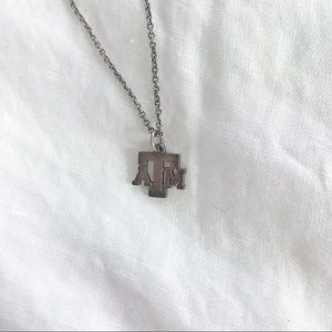 James Avery Jewelry - James Avery Texas A&M Charm Necklace